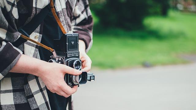 Fotograf i prasa